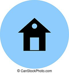 house vector icon