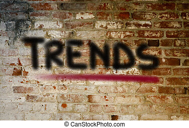 Trends Concept