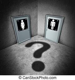 transgender, Ausgaben,
