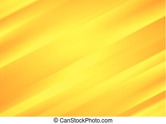 Bright yellow blurred stripes abstract background - Bright...