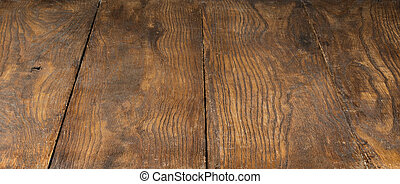 empty old brown wooden background - empty old brown wooden...