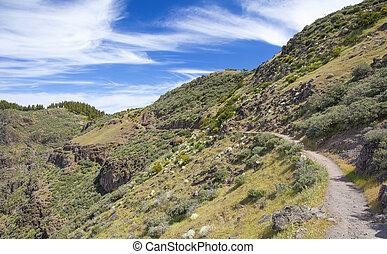 Gran Canaria, Central mountains - Gran Canaria, Central...