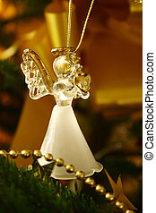 Christmas Angel - Angel on the Christmas tree