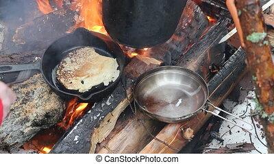 Maslenitsa ( Butter Week). Russian festival week before Lent...
