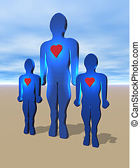 Single, Parent\'s, Love