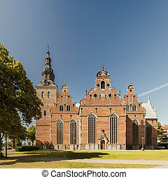 Holy trinity church Kristianstad - Image of Holy Trinity...