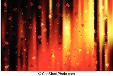 abstract stars color background
