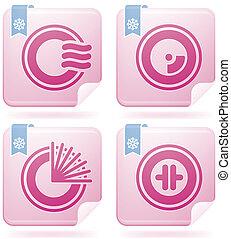 Miscellaneous Flamingo Icons