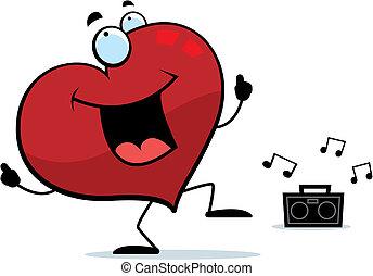 Heart Dancing