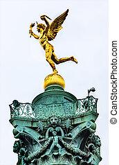Genie de La Liberty Bastile Square Place de la Bastille...