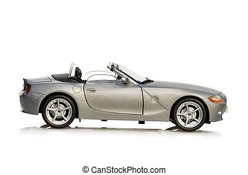 Coup - Transportation - Automobiles - sport car isolated on...