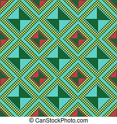 Ukrainian Ethnic multicolour broidery - Ukrainian Ethnic...