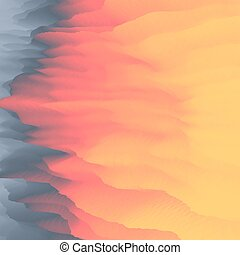 Lava Abstract background Modern pattern Vector Illustration...