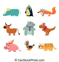 Animals In Human Clothes
