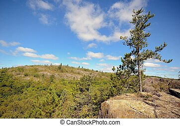 Ely's Peak Near Duluth - View from Ely's Peak Near Duluth...