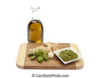 Basil sauce 2
