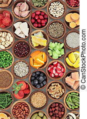 Super Food Diet Selection - Super food diet selection in...