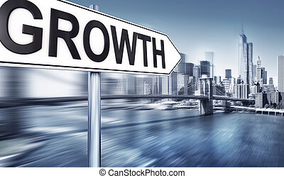 growth - picture of a growth concept