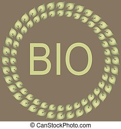 Bio label tag
