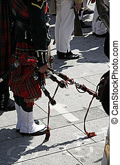 Bicentenary parade - Commemorative events in 2009 (9th May)...