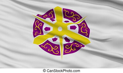 Kyoto Capital City Close Up Flag - Kyoto Capital City Flag,...