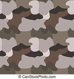 seamless pattern camouflage - seamless camouflage pattern...