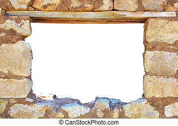 imaginative rock windows
