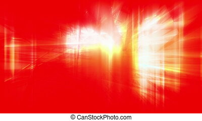 Red Orange Looping Backgrounds