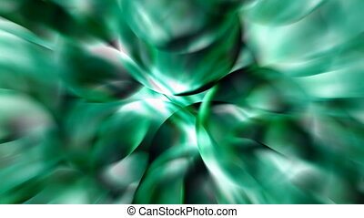 abstract blue and green light background