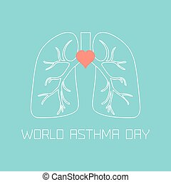 Asthma Day poster