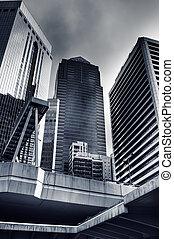 City scenic