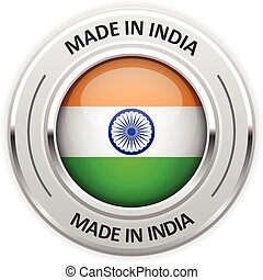 Silver medal Made in India