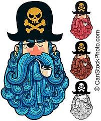 Pirate Portrait 2