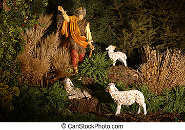 Nativity - scene of christmas