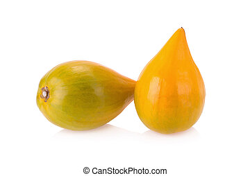 Egg fruit, Canistel, Yellow Sapote