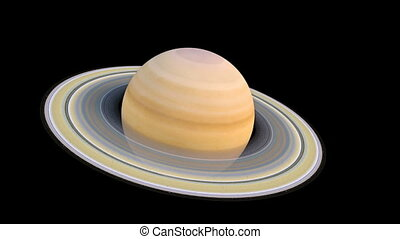 Saturn - Image of Saturn.