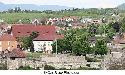 fortress Eger Hungary