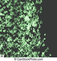 Array with Dynamic Emitted Particles Abstract Dynamic...