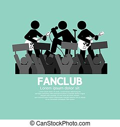 Fan Club The Big Fan Of The Band - Fan Club The Big Fan Of...