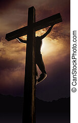 Good Friday - Jesus on the cross