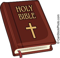 Holy Bible. Vector illustration