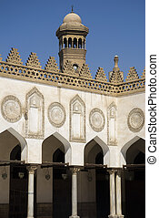 Mohamed Ali mosque Cairo Egypt - the mosque of Muhammad Ali...