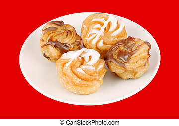 Zeppole of St. Joseph\'s day