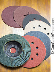 Abrasive materials - Abrasive disks for metal and stone,wood...