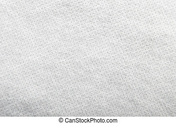 Cellulose cloth textile texture background - Close-up of...