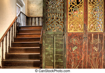 Chinese stair
