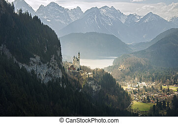 Dreamland - Neuschwanstein castle, Schwangau, Germany