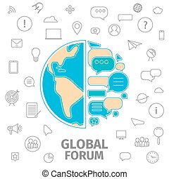 Global Forum concept