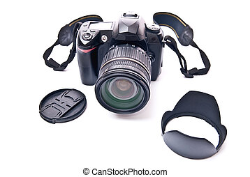 Zoom lens and camera