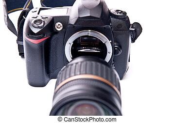 Digital 35mm camera